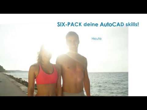 SIX-PACK deine AutoCAD-Skills – 01 Einstellungen für den täglichen Gebrauch